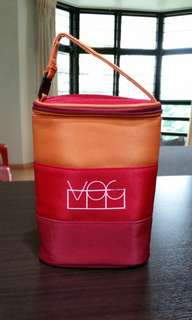 Insulated bag for baby bottle