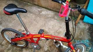 Sepeda lipat Odessy Alloy 20'