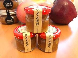 🍎蘋果手工果醬(肉桂)Apple Jam (cinnamon) (Net weight: 30g)