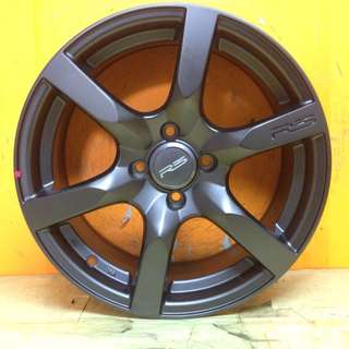 16 inch SPORT RIM R3 RACING WHEELS MADE IN THAILAND