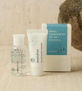 Innisfree Travel Cleansing Sea Salt