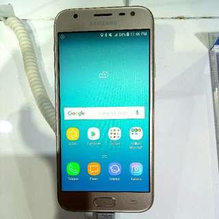 Samsung J3 Pro cashback 100k Cicilan Free Biaya Adm + Tenor 9 Bulan