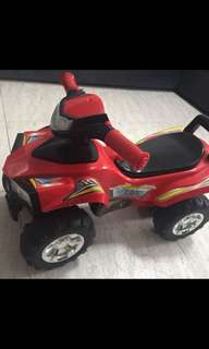 Kid's Toy Car