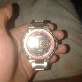 G-Shock stainless still, Rush Original surely need cash