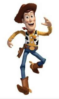 Disney Toy Story Cowboy WOODY Boys Fancy Dress Costume