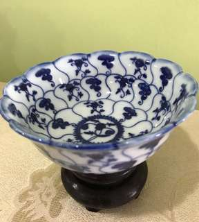 Chinese Porcelain Antique Bowl
