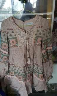 Dress bohemia