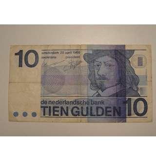 nederland 1968