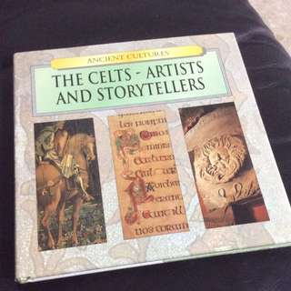 The Celts - Artists And Storytellers