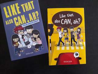 Like that also can ah? Vol. 1 & 2