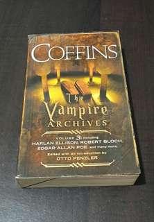 Coffins: The Vampire Archives (Volume 3)