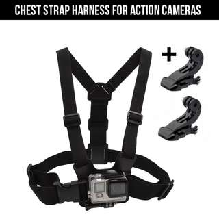 GoPro Chest Mount Adjustable Harness