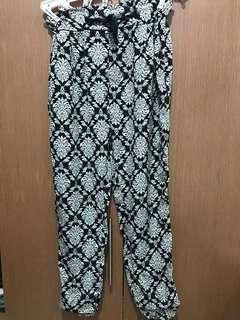 Mandala pants with pockets (free size)