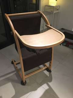 Baby Swing / Day bed and High Chair