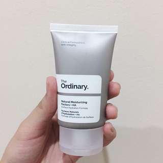 [Pos included] The Ordinary Natural Moisturizing Factors + HA