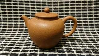 宜興紫砂茶壺,老段泥巨輪珠壺