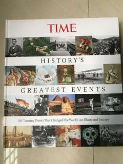 Time: History greatest event