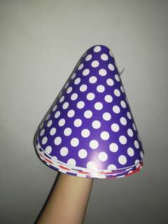 Party Hat 10 pieces