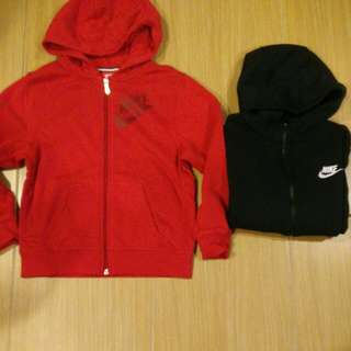 Authentic Nike Kids Jacket