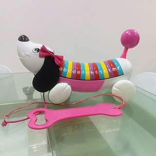 Leapfrog Alpha Pup Dog for girl (USED, but still like new)