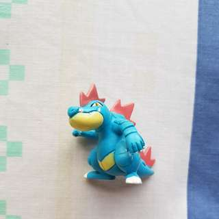 Pokemon Figurine Takara Tomy Feraligatr