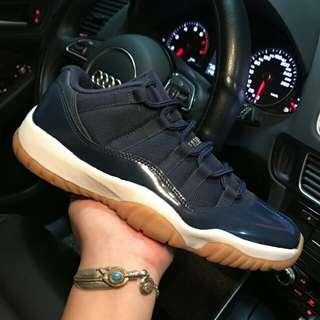 Nike Air Jordan 11 Low Navy