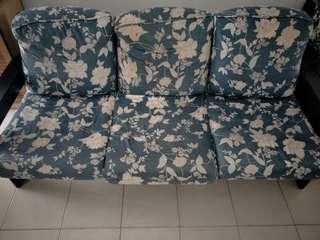 80's Sofa set