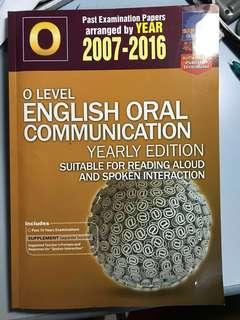 English oral communication tys