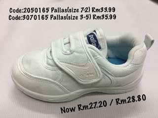 Pallas school shoe