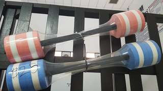 Swimming BARBELL FLOAT