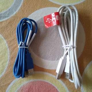 USB Cables Bundle
