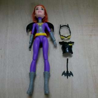 DC Super Hero Girls : Batgirl's Mission Up Doll