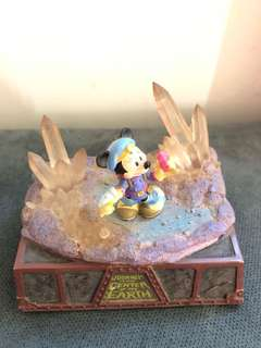 Mickey Mouse flashing