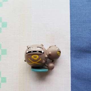 Pokemon Weezing Figure
