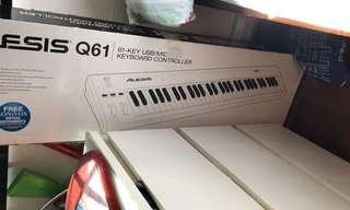 Alexis 61key keyboard