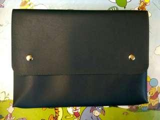 💼💼💼PU 仿皮電腦袋-PU Leather Notebook Bag