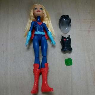 DC Super Hero Girls - Supergirl's Mission Gear Doll