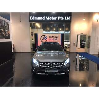 Mercedes Benz GLA200 SPORTS