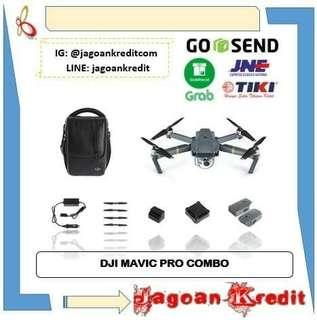 DJI Mavic Pro Combo Cash dan Kredit Tanpa Kartu Kredit