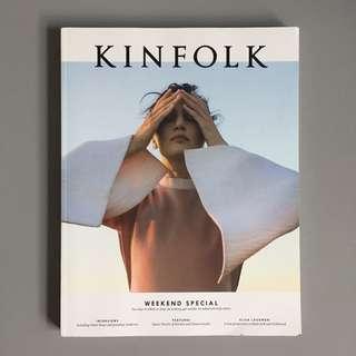 Kinfolk: Volume 23 The Weekend Issue