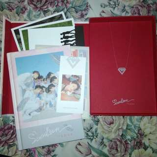 [WTS] SEVENTEEN LOVE LETTER - 'LOVE' VERSION