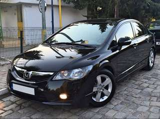 Looking for people to take over Sporty Civic