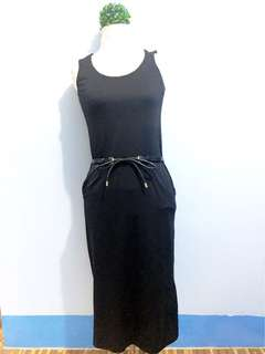 Pencil Cut Midi Dress