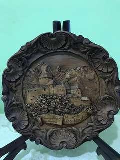 Souvenir Plate - Liechtenstein
