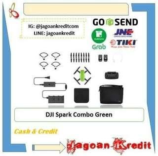 DJI Spark Combo Cash dan Kredit Tanpa Kartu