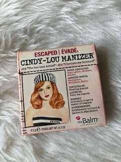 The Balm Cindy Lou Manizer Highlighter