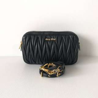 Authentic Miu Miu Crossbody Bag