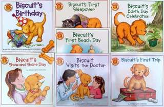 Biscuits series story (7 books)