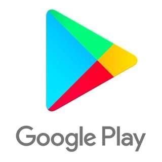 Google Play Gift Card S$20