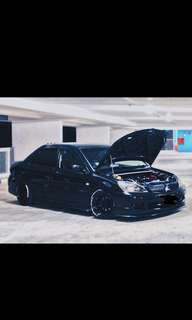 Final pricing. Selling misc parts for Mitsubishi Lancer CS3